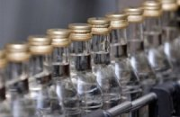 В Чугуеве Харьковской области избирателям наливают водку