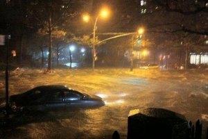 """Ураган """"Сенді"""": кількість загиблих у США і Канаді зросла до 50 осіб"""