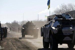 Штаб АТО: виведення військових з Дебальцевого триває