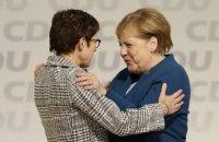 Последняя победа Ангелы Меркель