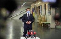 Зеленский заявил, что не планирует возвращаться к строгому карантину