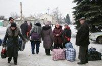 Спасатели эвакуировали более 300 человек из Дебальцево
