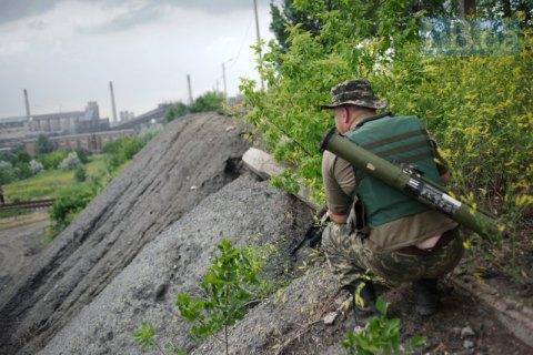 Боевики шесть раз нарушили режим прекращения огня на Донбассе