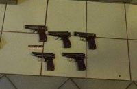 СБУ викрила злочинну групу, що виготовляла зброю для сепаратистів