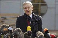 Британська влада відкликала погрозу вторгнення в посольство Еквадору