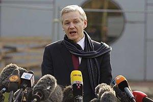 У Лондоні чекають на виступ Ассанжа