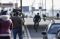 Кабмин предлагает Раде обязать пешеходов носить световозвращающие элементы на одежде