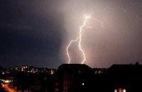 В Луганской области молния убила человека