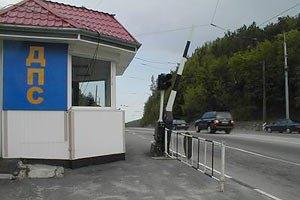 Захарченко обещает уменьшить количество гаишников