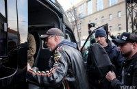Білоруська міліція зірвала вуличний концерт у День волі