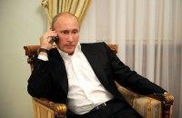 """Путін у розмові із Зеленським звинуватив Україну в обстрілі мирного населення і зажадав особливого статусу для """"ДНР"""" і """"ЛНР"""""""