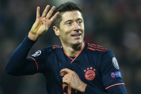 УЕФА определил лучшего игрока 5-го тура Лиги Чемпионов и Лиги Европы (обновлено)