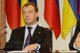 Что сказал Медведев в Харькове