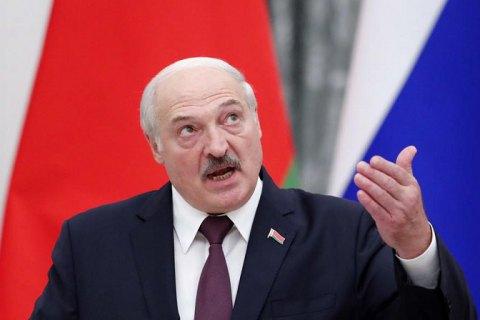 Лукашенко заявив, що на білоруських підприємствах є шпигуни Заходу