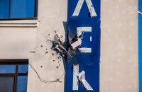 СБУ розслідує обстріл телеканалу 112 за статтею про тероризм