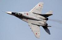 У Росії розбився другий за два дні військовий літак
