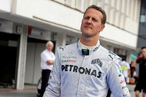 Менеджер Шумахера спростувала інформацію про виведення гонщика з коми