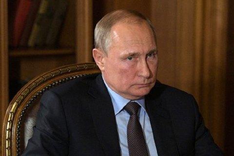 Путін уперше прокоментував вибух у Сєвєродвінську і протести в Москві