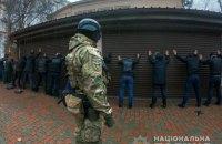 В Одессе произошел конфликт между охранниками, нанятыми собственником земли и владельцем расположенного на ней здания