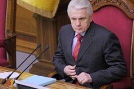 Литвин: Сегодня Рада рассмотрит законопроекты о проведении местных выборов