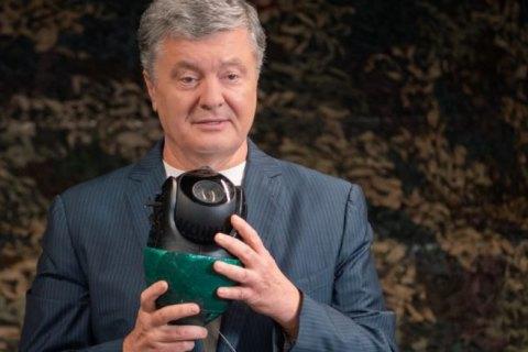 Фонд Порошенко восстановит камеру наблюдения 10 ОГШБр, поврежденную снайпером