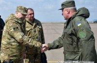 """Турчинова засмутили темпи будівництва """"лінії Маннергейма"""" на Донбасі"""