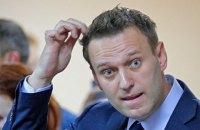 Суд відмовився прийняти позов Навального до Путіна