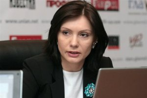 Бондаренко розповіла, як боролася проти законопроекту про наклеп