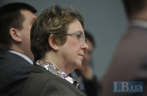 Габриэле Бауманн, руководитель представительства Фонда Конрада Аденауэра в Украине