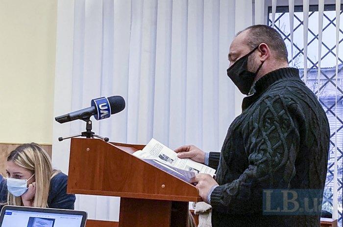 Експерт-баліст Ігор Самойленко