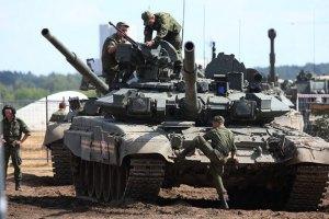В Україну ввійшла колона з 20 одиниць російської військової техніки, - активіст