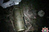 Милиционеры изъяли у жителя Мариуполя гранатомет