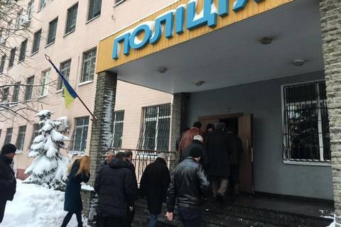 16 сторонников Каплина забрали в полицию за хулиганские действия в Минюсте