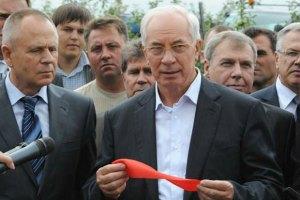 Азаров обещает пока не приватизировать предприятия  ОПК