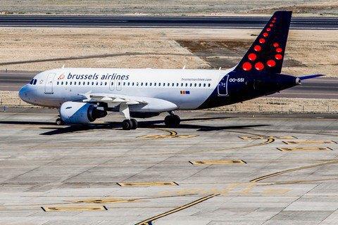 В аеропорту Брюсселя третину пасажирів одного з рейсів висадили через хуліганство