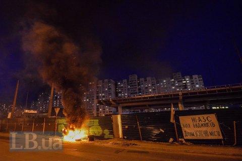Киевляне добились реакции горсовета на строительство АЗС возле жилых домов на Ревуцкого