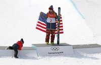 Американець Девід Вайс виграв на Олімпіаді у фристайлі хаф-пайп