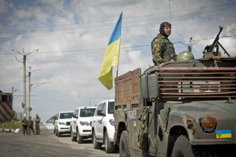 """Командование Объединенных сил объявило о начале """"режима тишины"""""""