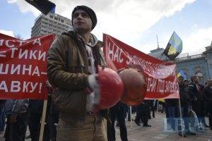 Ахметов с помощью протестов шахтеров шантажирует государство, - Найем