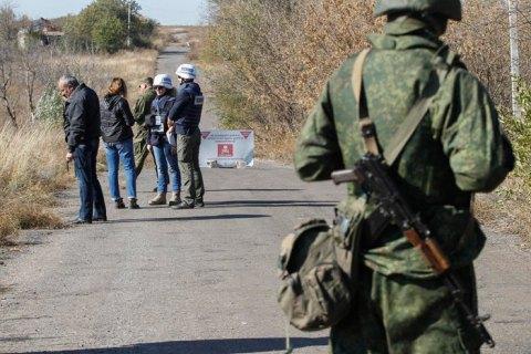 """В ОБСЄ підрахували кількість порушень """"тиші"""" на Донбасі з початку """"перемир'я"""""""