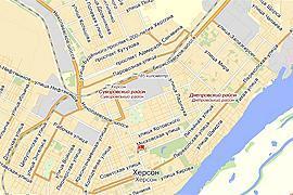 В Херсоне неожиданно изменили границы округов
