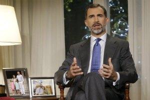 Король Іспанії закликав каталонців підпорядковуватися закону у своєму прагненні здобути незалежність