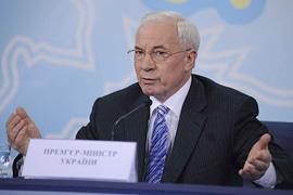 Азаров призвал оппозицию к сотрудничеству