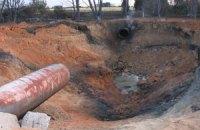 У Полтавській області відремонтували газопровід, який вибухнув