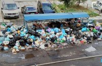 Львовская ОГА готова взять на себя вывоз мусора из Львова
