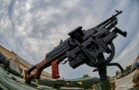Техника с выставки ко Дню Независимости в Киеве отправится в зону АТО