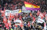 Испанцы не верят в политику и экономическое восстановление, - опрос