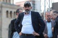 Пашинян призвал сторонников отказаться от протеста в четверг