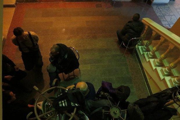 Главная задача активистов, занявших Минкульт, - обсудить будущее культурной политики и менеджмента в Украине