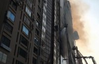В столице Бангладеш загорелась 19-этажка, люди прыгали из окон